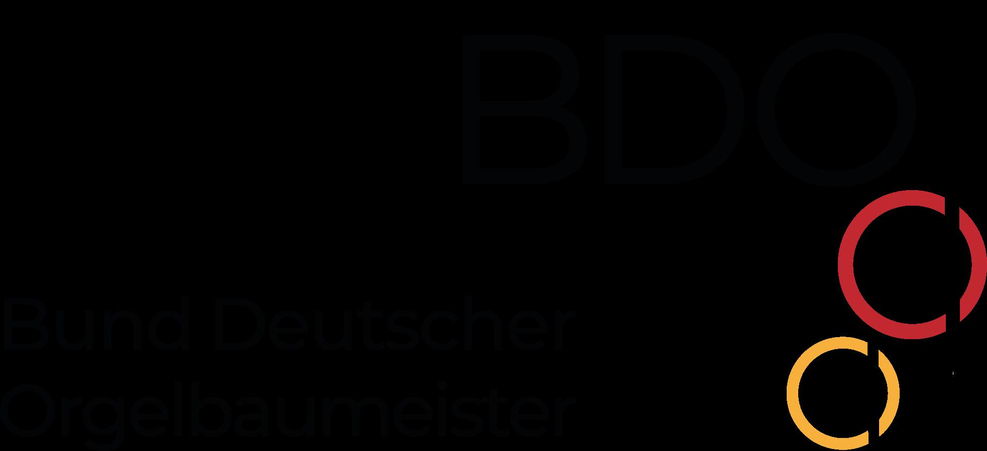 Bund Deutscher Orgelbaumeister